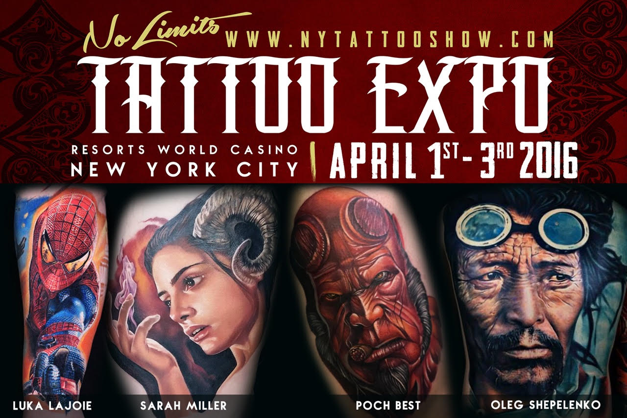 Resorts World Tattoo Expo