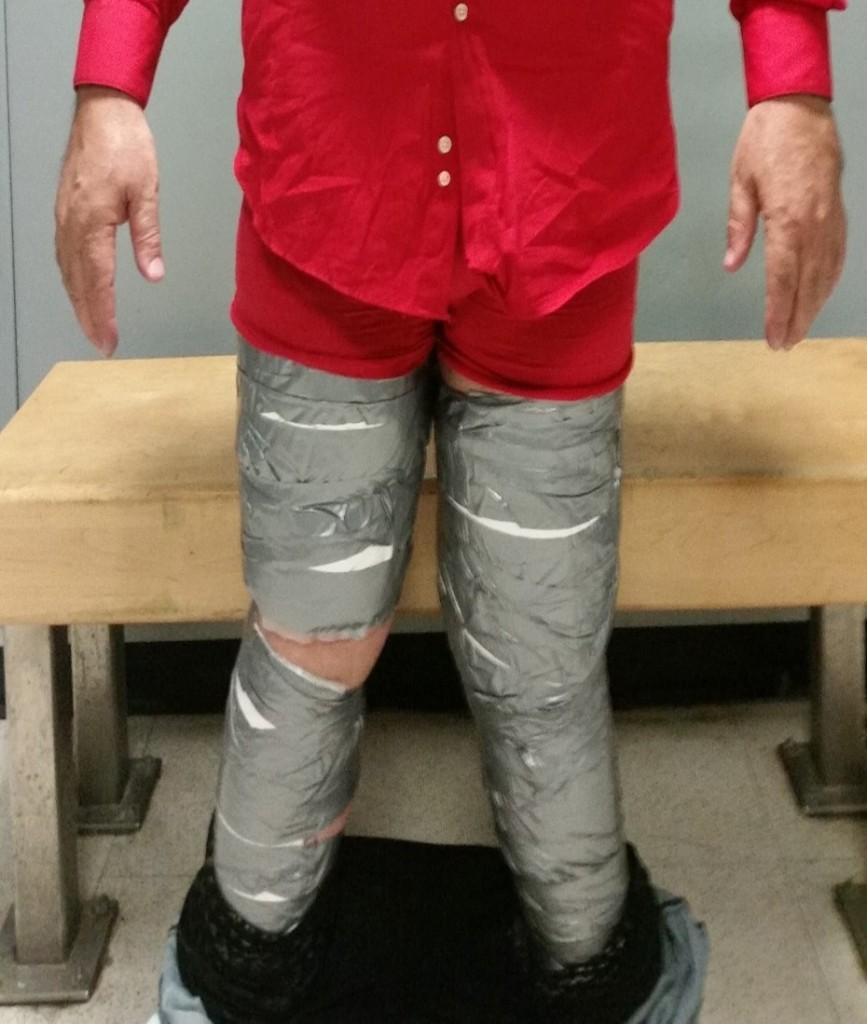 JFK Body Carry II Cocaine 002
